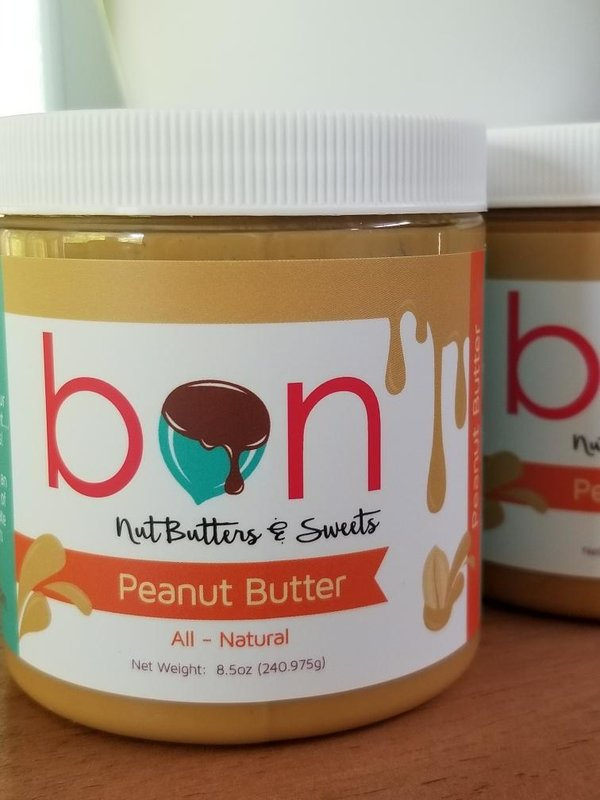 Sweet and Salty Peanut Butter from Bon Butters